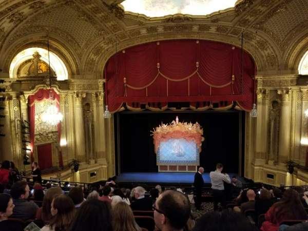 Citizens Bank Opera House, section: Mezzanine Center Left, row: K, seat: 101