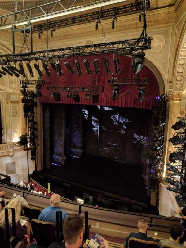 Samuel J. Friedman Theatre, section: Mezzanine R, row: D, seat: 6