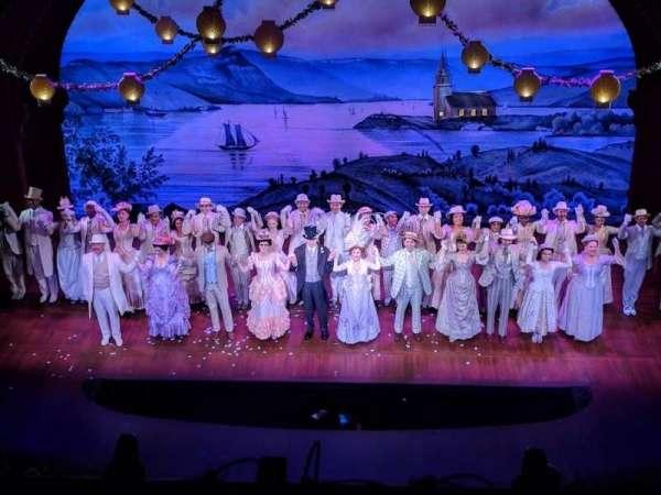 Shubert Theatre, section: BALC, row: A, seat: 106