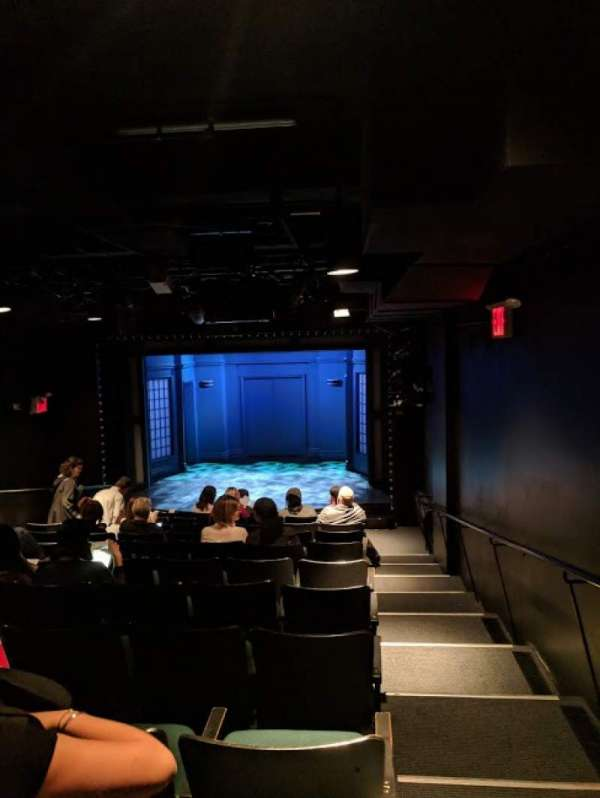 DR2 Theatre, section: RESV, row: L, seat: 1