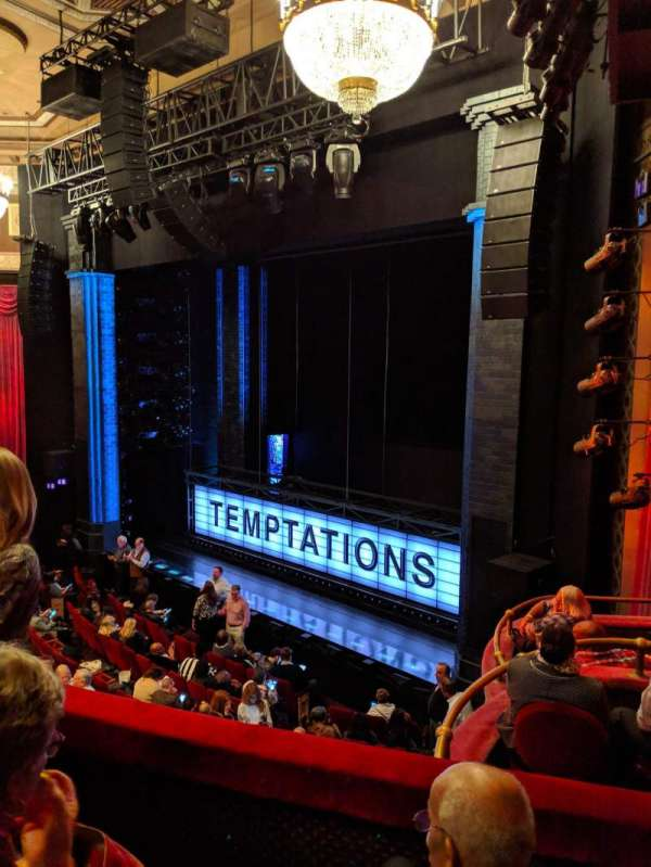 Imperial Theatre, section: Front Mezzanine 1, row: C, seat: 8