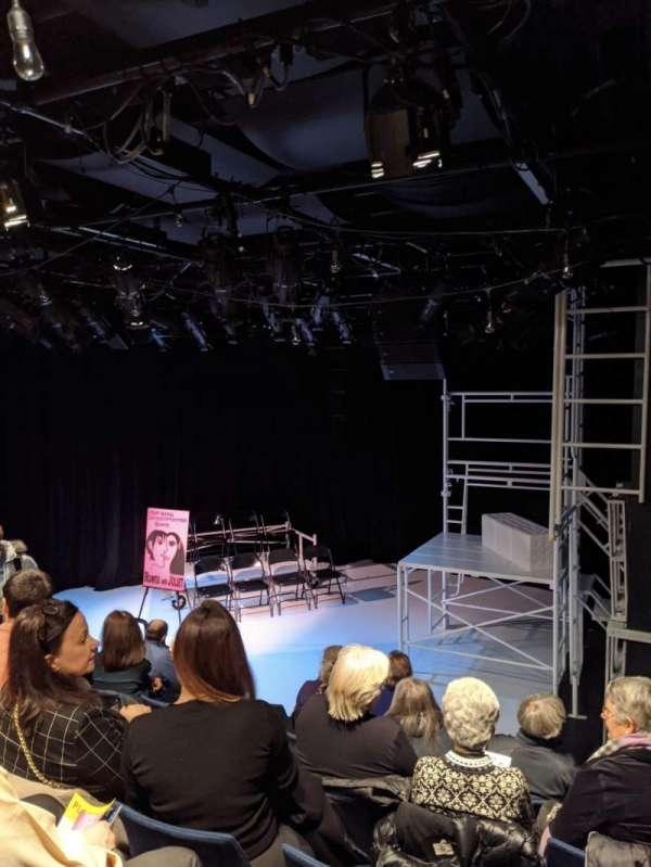 Mezzanine Theatre, section: ORCH, row: F, seat: 119