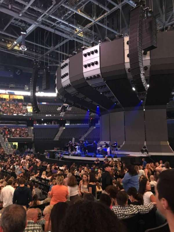 Amalie Arena, section: 130, row: K, seat: 10