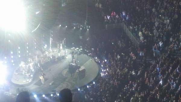Barclays Center, section: 225, row: 13, seat: 1