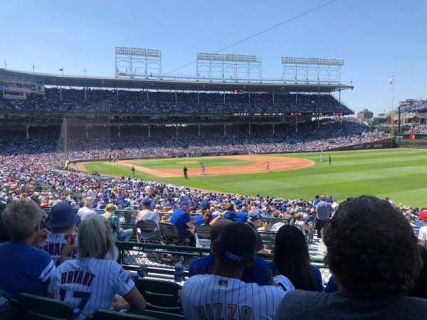 Wrigley Field, section: 231, row: 4, seat: 13