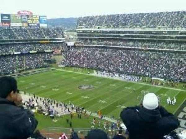 Oakland Coliseum, section: 311, row: 3, seat: 8