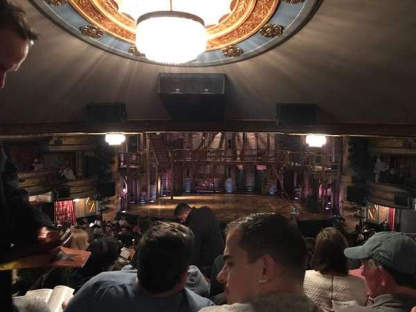 Richard Rodgers Theatre, section: Orchestra C , row: V, seat: 106