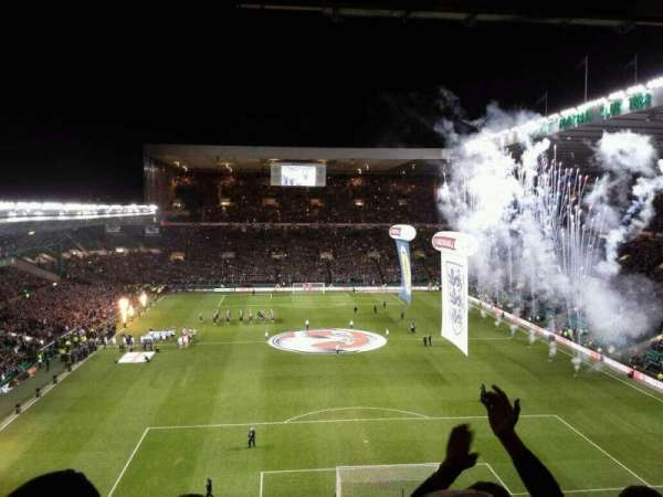 Celtic Park, section: 417, row: F