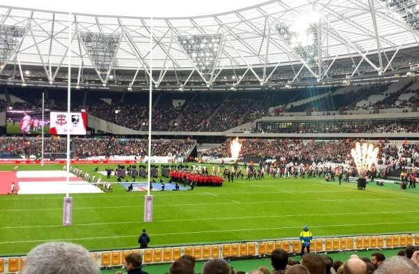 London Stadium, section: 148