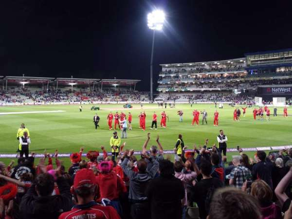 Edgbaston Cricket Ground, section: 08B