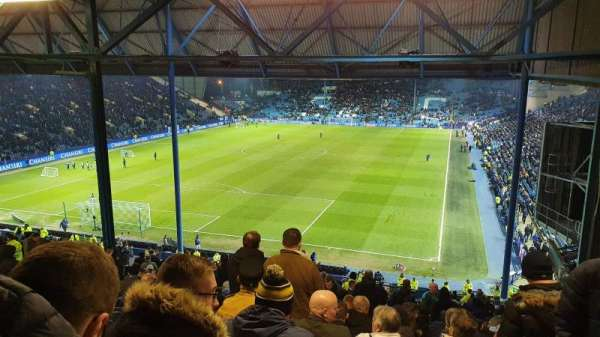 Hillsborough Stadium, section: Leppings Lane, row: 32, seat: 142