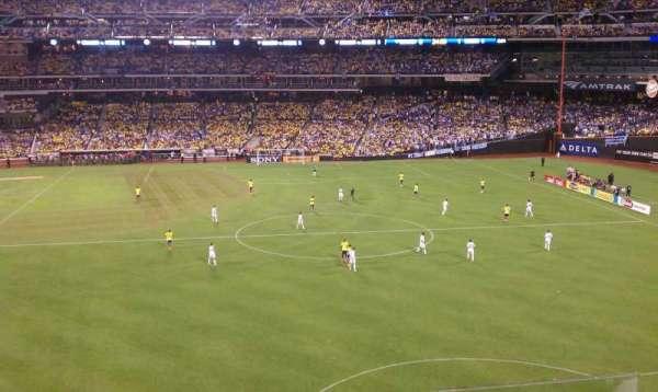Citi Field, section: 401, row: 1, seat: 6