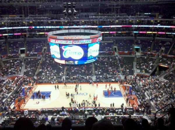 Staples Center, section: 301