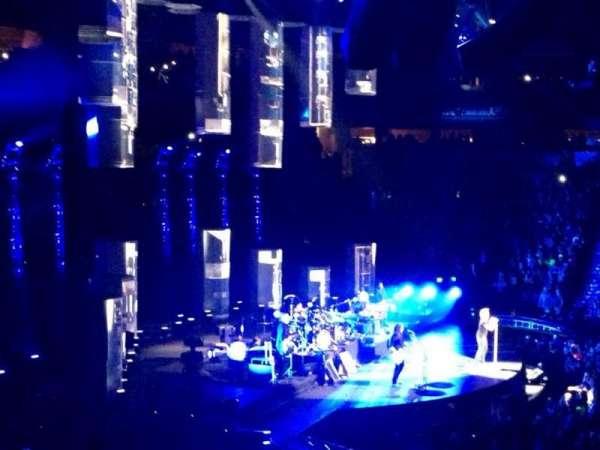 Pepsi Center, section: 128, row: 21, seat: 7