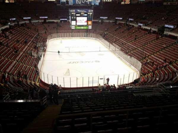 Joe Louis Arena, section: 215, row: 17, seat: 15
