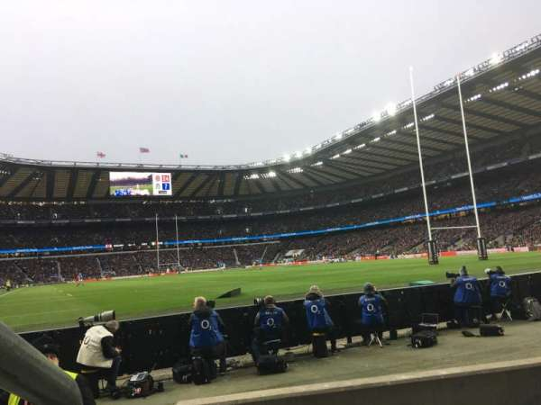 Twickenham Stadium, section: L36, row: 3, seat: 246