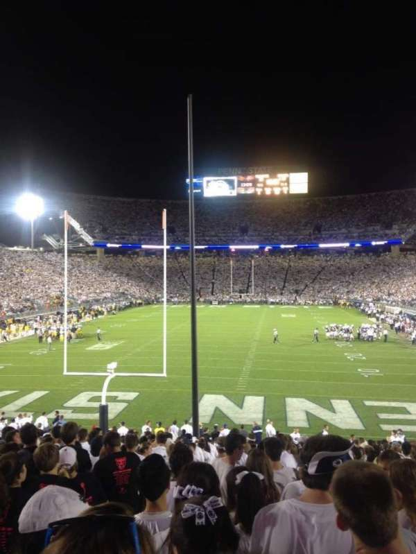 Beaver Stadium, section: SFC