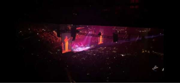 The Forum, section: 230, row: 19, seat: 1
