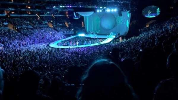 Staples Center, section: PR8, row: 9, seat: 13