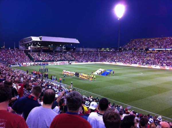Mapfre Stadium, section: 122, row: 22, seat: 1