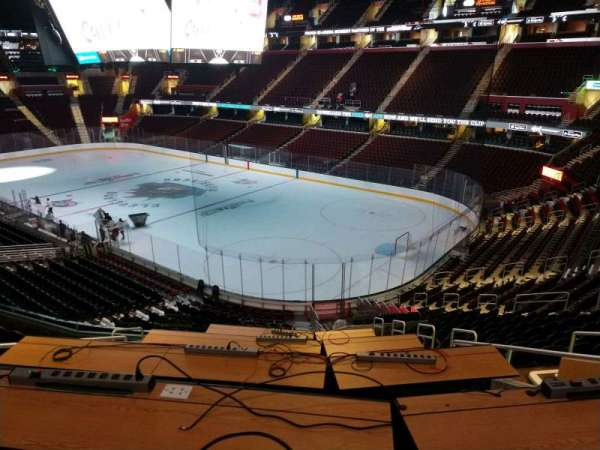 Quicken Loans Arena, section: 130, row: 25, seat: 9