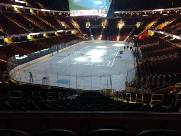 Rocket Mortgage FieldHouse, section: M113, row: 6, seat: 6