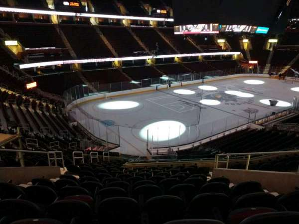 Rocket Mortgage FieldHouse, section: M111, row: 9, seat: 10