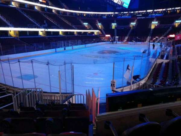 Rocket Mortgage FieldHouse, section: 112, row: 11, seat: 4