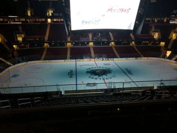 Rocket Mortgage FieldHouse, section: Suite C09, row: 2, seat: 3