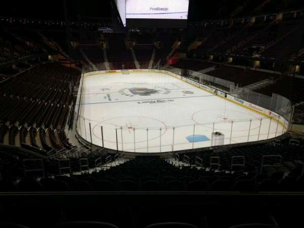 Quicken Loans Arena, section: 116, row: 22, seat: 7