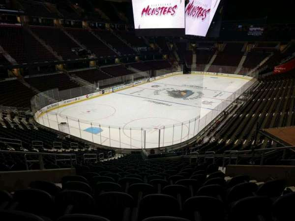 Quicken Loans Arena, section: 103, row: 25, seat: 10