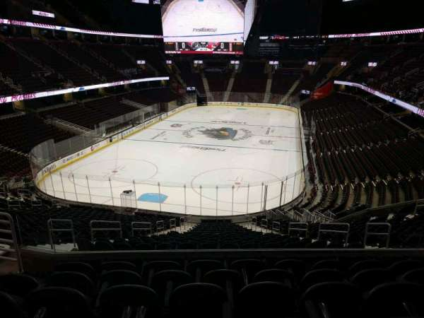 Quicken Loans Arena, section: 101, row: 25, seat: 11