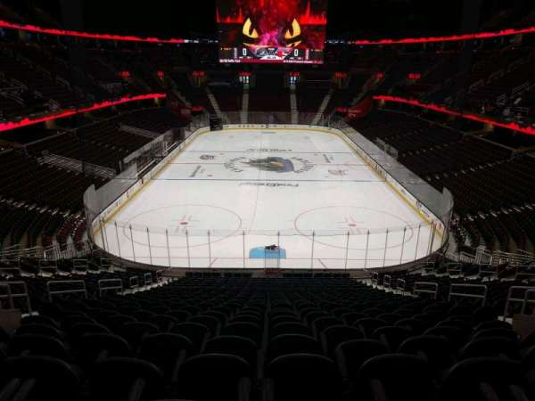 Quicken Loans Arena, section: 100, row: 25, seat: 10