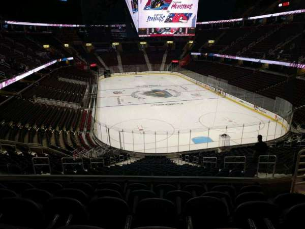 Quicken Loans Arena, section: 133, row: 25, seat: 10