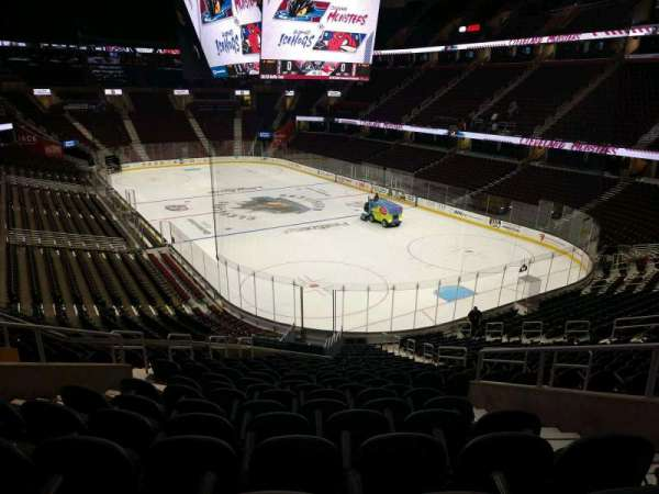 Quicken Loans Arena, section: 131, row: 25, seat: 10