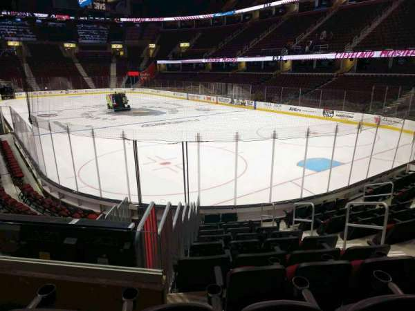 Quicken Loans Arena, section: 131, row: 11, seat: 5