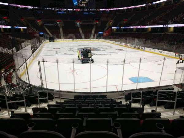 Quicken Loans Arena, section: 133, row: 11, seat: 6