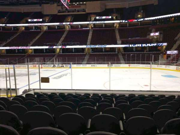 Quicken Loans Arena, section: 127, row: 11, seat: 10