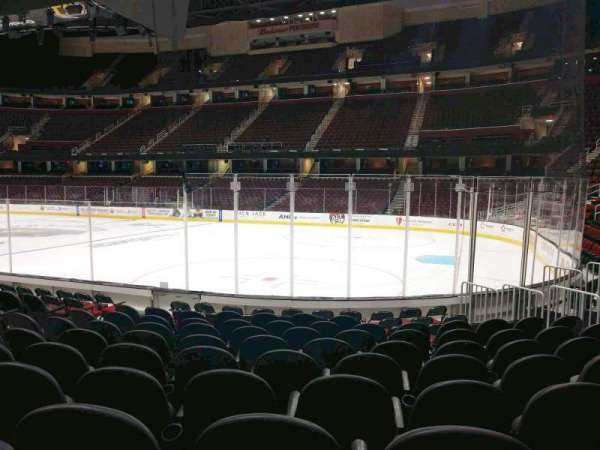Quicken Loans Arena, section: 128, row: 11, seat: 11