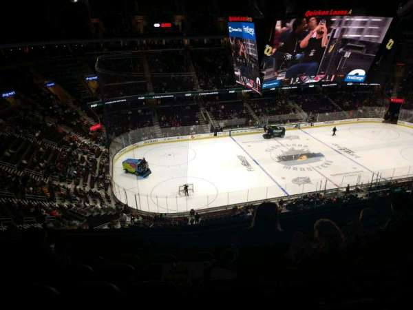 Rocket Mortgage FieldHouse, section: 226, row: 7, seat: 8