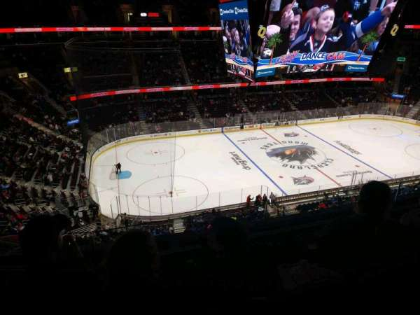 Rocket Mortgage FieldHouse, section: 212, row: 3, seat: 5