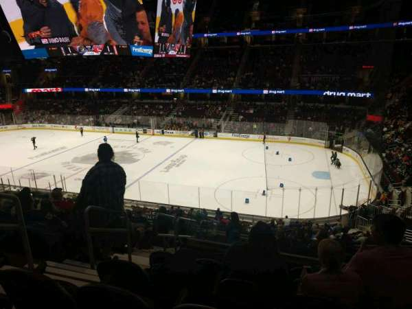 Quicken Loans Arena, section: 111, row: 25, seat: 4