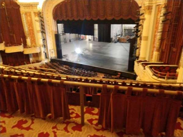 KeyBank State Theatre, section: Mezzanine R, row: E, seat: 801