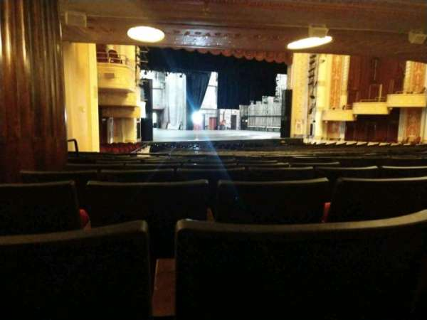 KeyBank State Theatre, section: Orchestra L, row: JJ, seat: 156