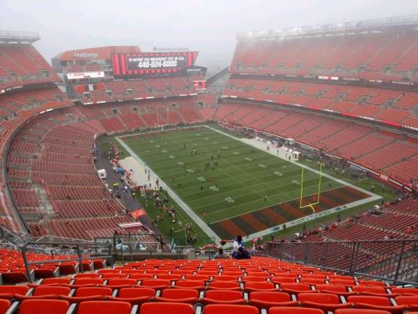 FirstEnergy Stadium, section: 543, row: 22, seat: 6