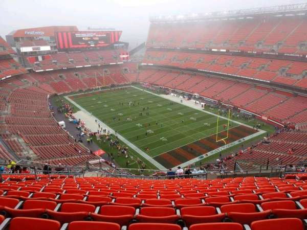 FirstEnergy Stadium, section: 542, row: 22, seat: 12