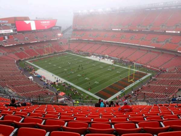 FirstEnergy Stadium, section: 541, row: 22, seat: 12