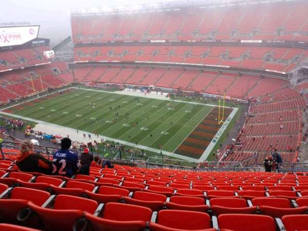 FirstEnergy Stadium, section: 539, row: 22, seat: 12