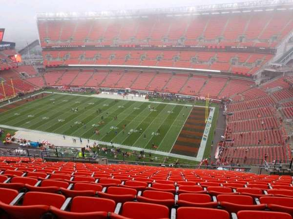 FirstEnergy Stadium, section: 538, row: 22, seat: 14