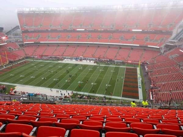 FirstEnergy Stadium, section: 537, row: 22, seat: 14